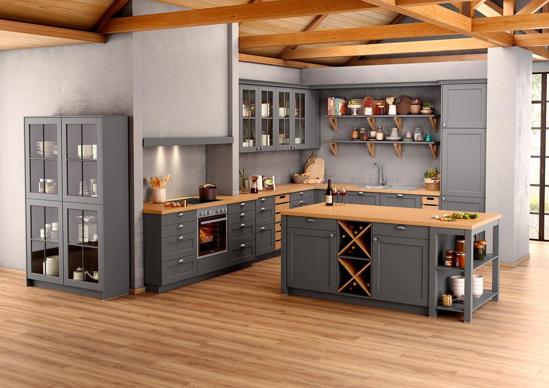 Landhausküchen aus Worms - Möbel Gradinger