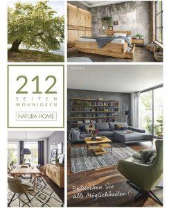 Natura Home - 212 Seiten Wohnideen zum Durchblättern