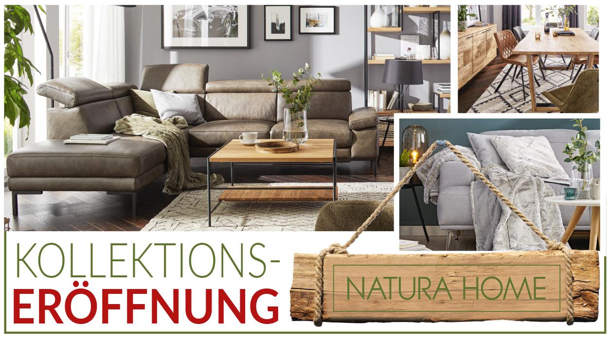 Kollektions-Eröffnung von Natura Home bei möbel gradinger in Worms