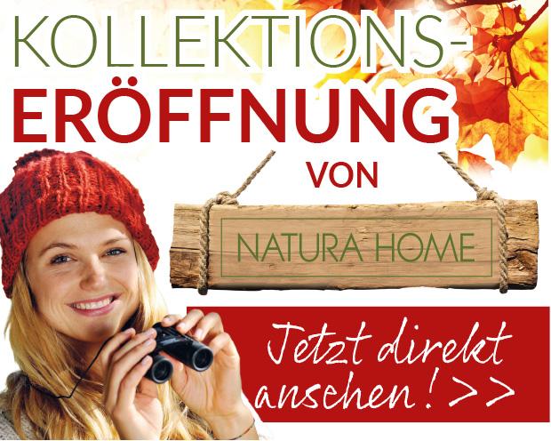Kollektions-Eröffnung von Natura Home