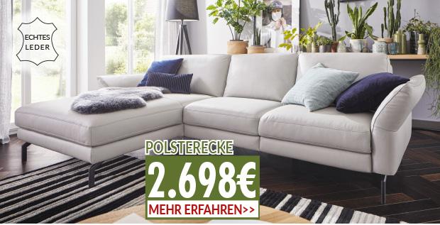 schöne Polstergarnitur für 2.698 Euro