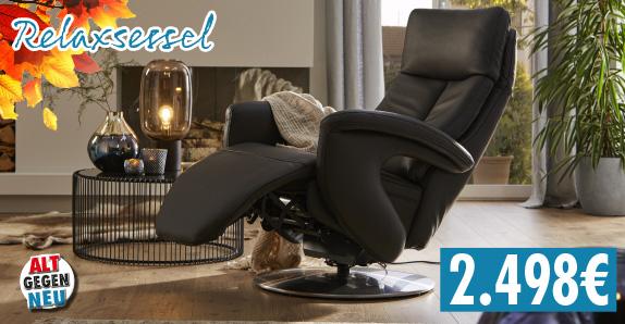 Relax-Sessel - alt gegen neu - 2.498,-