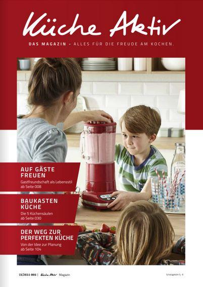 Küche aktiv - das Magazin