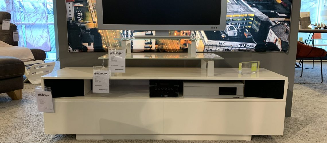 TV/Hifi Low Board Global 4150