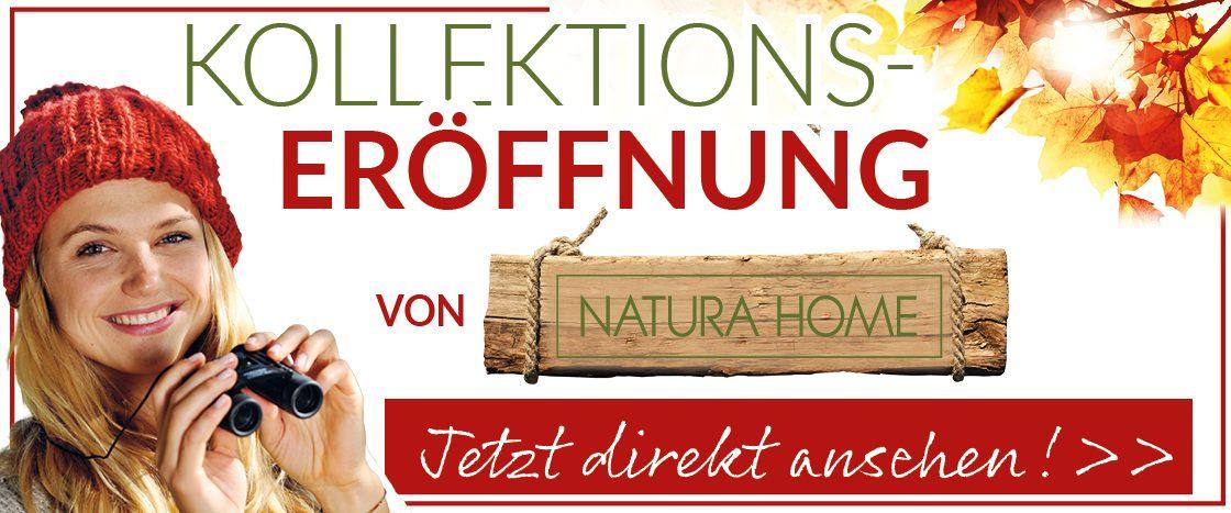 Kollektions-Eröffnung Natura Home bei gradinger